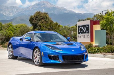 Brand New 2018 Lotus Evora 400 W/ Special Factory Rebate Good Until 6-28-19