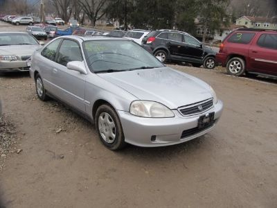 2000 Honda Civic EX coupe