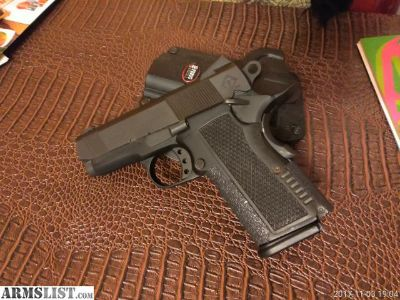 For Sale/Trade: Compact 1911 .45ACP