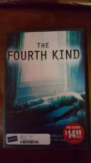 DVD-THE FOURTH KIND