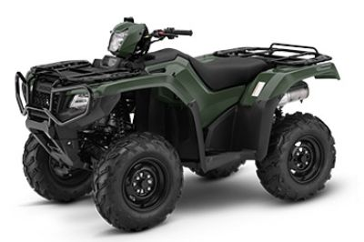 2018 Honda FourTrax Foreman Rubicon 4x4 EPS Utility ATVs Greeneville, TN