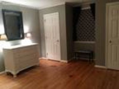 Roommate wanted to share Four BR Three BA house...