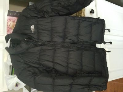 North Face coat boys large