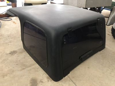 Jeep Wrangler TJ Hard Top (Aftermarket)