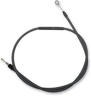 "Sell MAGNUM BLACK PEARL BRAIDED CLUTCH CABLE +4"" FOR HARLEY TOURING 08-13 FLH/FLT motorcycle in Gambrills, Maryland, US, for US $73.95"