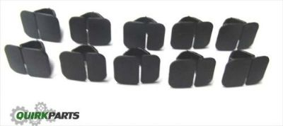 Sell VW Volkswagen Original Hood Insulation Pad Clips Set Of 10 GENUINE OEM NEW motorcycle in Braintree, Massachusetts, United States, for US $35.00