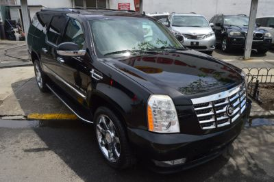2009 Cadillac Escalade ESV Base (Black Raven)