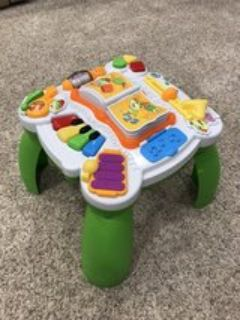 Leap Frog baby activity table