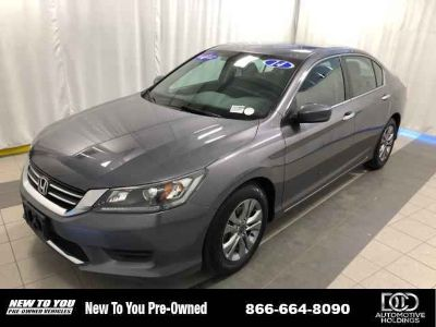 Used 2014 Honda Accord 4dr I4 CVT