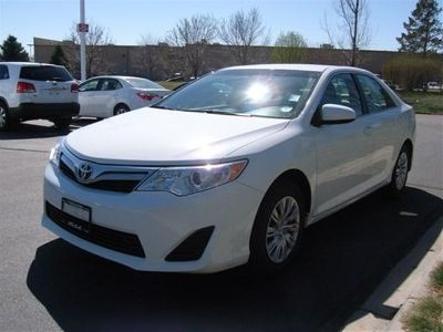 ***2012 Toyota Camry^^ Sedan I4 Automatic**