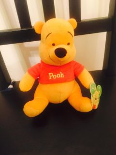 Winnie the pooh bear collectable