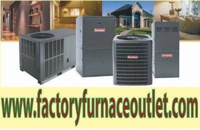We sell brand new Heat Pumps