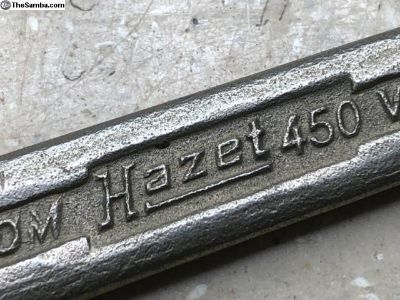 [WTB] Wanted Hazet 11/12 small a underlined