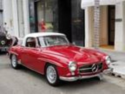 1962 Mercedes-Benz 190SL V8 300HP 5 Speed LSD Roadster Restmod