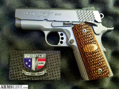 For Sale: Kimber Ultra Raptor II 45 ACP NIB