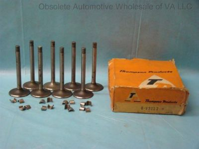 Find 1957 Dodge 325 315 Intake Valve Set 8 & Keepers Coronet Lancer DeSoto Poly NORS motorcycle in Vinton, Virginia, United States, for US $168.00