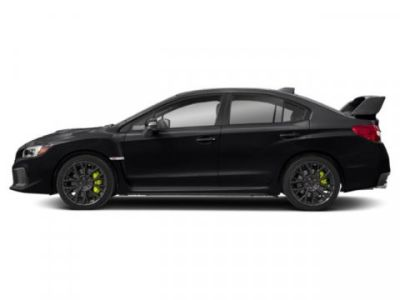 2019 Subaru WRX STI (Crystal Black Silica)