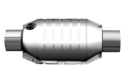 Purchase Omix-Ada 17604.05 - 1975 Jeep CJ Front Catalytic Converter motorcycle in Suwanee, Georgia, US, for US $180.04