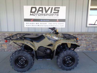 2019 Yamaha Kodiak 700 Utility ATVs Delano, MN