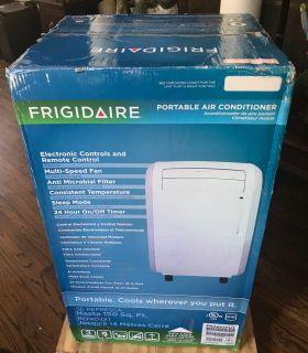 New! Frigidaire Portable Air Conditioner