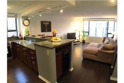 Stunning 1bd 1ba on high floor with amazing views