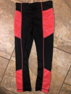 Active Sports Gym Pants. Excellent Condition. Size 7-8. Pro Player Brand