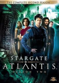 Stargate Atlantis/ Season 2- DVD box set