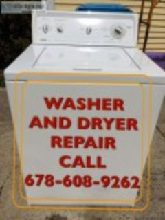 Washer And Dryer Repair call --