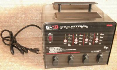 Schumacher 4 Unit Battery Charger gtgt Cash or Trade for a Stihl Saw