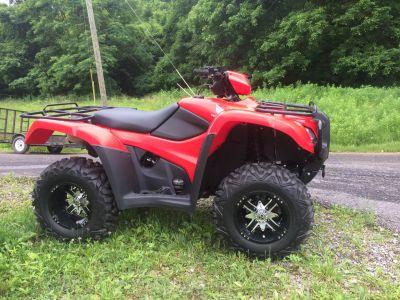 2012 Honda FourTrax Foreman 4x4 ES Utility ATVs Cumberland, MD