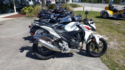 2014 Honda CB500F Sport Melbourne, FL