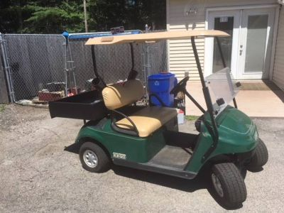 2015 E-Z-Go TXT Electric Golf Golf Carts Exeter, RI