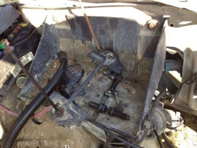 Find Battery Box 98 Dodge Ram Cummins Diesel Driver Side Left Tray motorcycle in Adolphus, Kentucky, United States, for US $33.00
