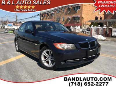 2008 BMW 3-Series 328xi (Monaco Blue Metallic)