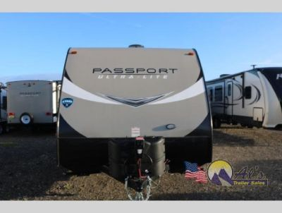 New 2018 Keystone RV Passport 195RBWE Express