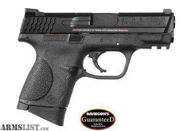 For Sale: Smith & Wesson M&P-9C (9mm) NIB