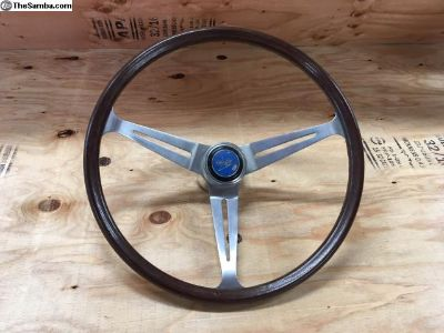 Original Empi GT steering wheel