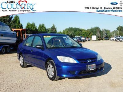 2004 Honda Civic Value Package (Blue)