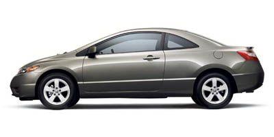 2008 Honda Civic EX (Rallye Red)