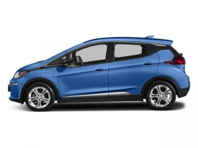 2018 Chevrolet Bolt EV LT (Kinetic Blue Metallic)