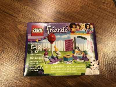 LEGO Friends Party Gift Shop #41113