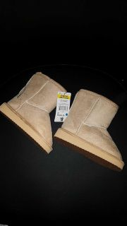 New girls boots size 10 toddler