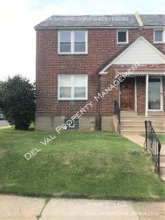 2-Bedroom 2nd FL Apartment For Rent - 601 Glenview Street, 2nd FL - Available Now!
