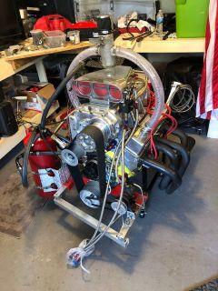 1000 HP Blower Motor