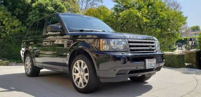 Used 2009 Land Rover Range Rover Sport for sale
