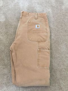 Carhartt Pants- Relaxed Fit- 36 x 30