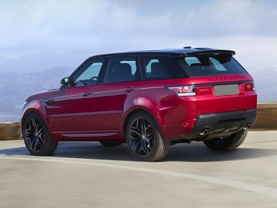 2016 Land Rover Range Rover Sport 3.0L V6 Supercharged HSE (Grey)