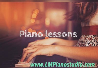 Piano lessons for homeschool children