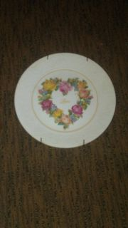 Love collectible plate
