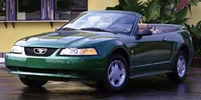 2000 Ford Mustang GT (Laser Red)